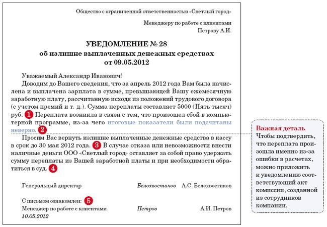 Уведомление О Начислении Пени По Договору Образец - фото 11