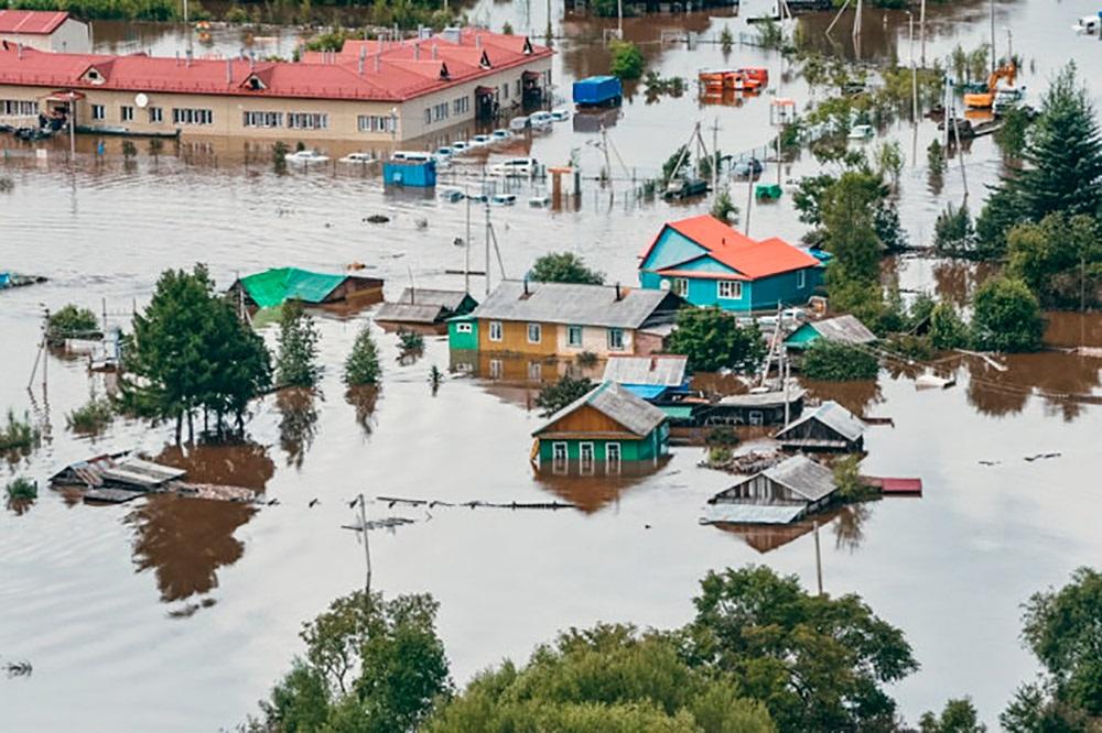 Сегодня Путин проведёт в кризисном центре МЧС совещание по ликвидации последствий паводка на Дальнем Востоке