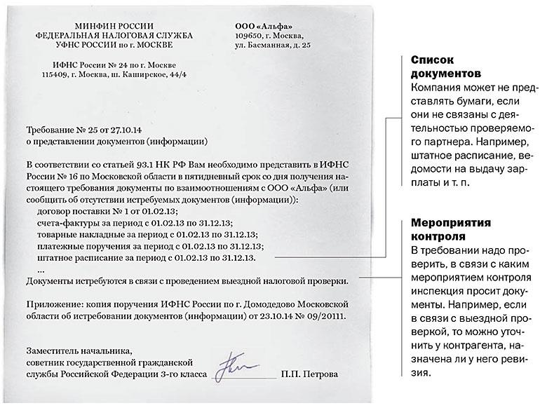 Истребование документов: стало ясно, какие требования инспекторов можно игнорировать