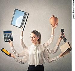 Как объяснить руководителю, что работа в режиме многозадачности снижает эффективность персонала?