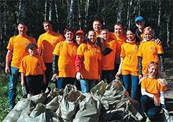 С заботой об окружающей среде, или Как сплотить коллектив с помощью экологических проектов